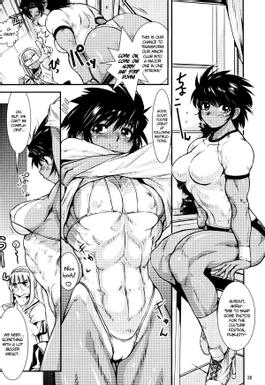 Hentai muscle giant muscle