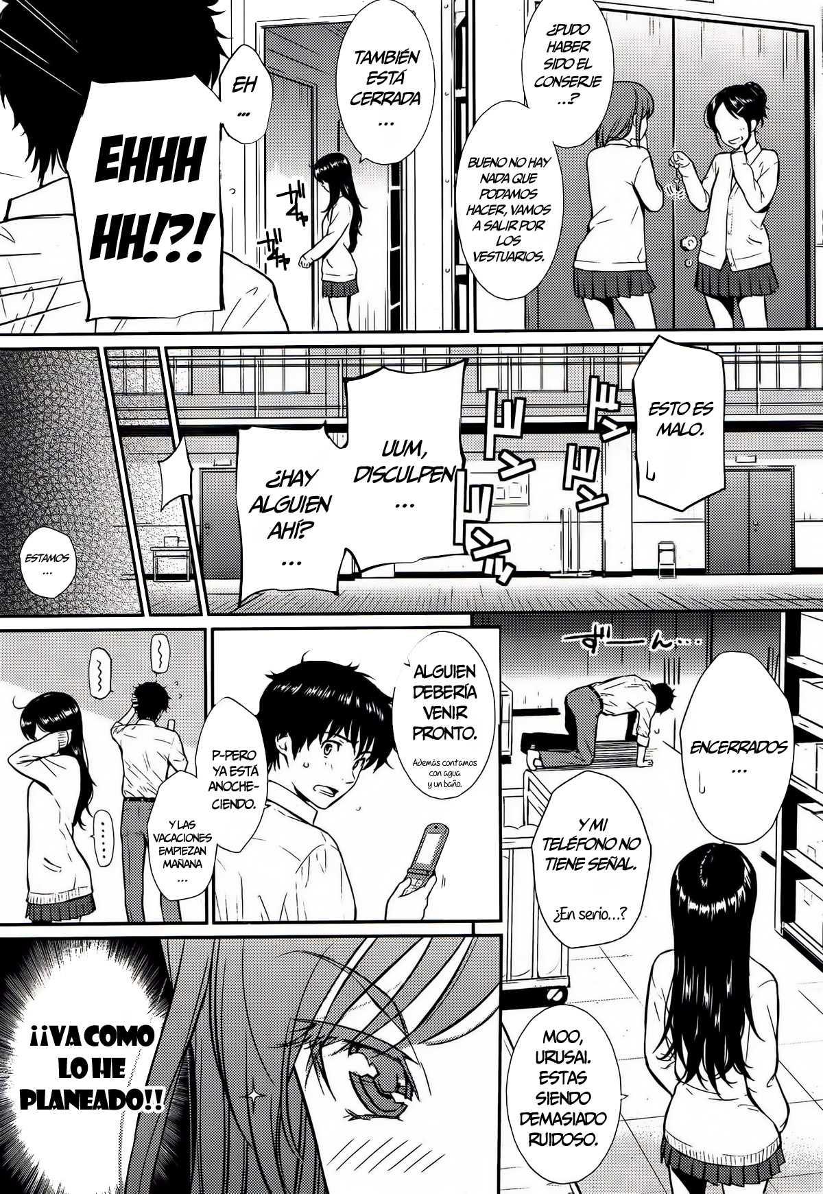 Manga porno i lock you español Homunculus I Lock You Comic Kairakuten 2012 08 Espanol Spanish Read Online Free Download 1 3