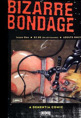 Wild eyes in bondage